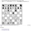 ブログ用のチェス局面図の作成方法 その2 (自作してみた)